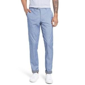 Ted Baker London Volvek Classic Fit Trousers